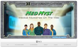 MedMyst - Game Portal