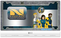 N-Squad - Game Portal